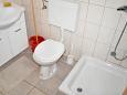 Bathroom 1 - Apartment A-6351-f - Apartments Metajna (Pag) - 6351