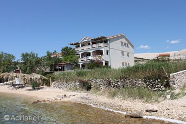 Property Vidalići (Pag) - Accommodation 6359 - Apartments near sea with pebble beach.