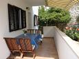 Shared terrace - Studio flat AS-6368-a - Apartments Pag (Pag) - 6368