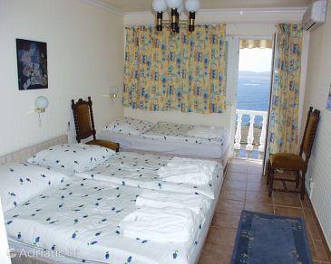 Postup, Bedroom u smještaju tipa room, dopusteni kucni ljubimci.