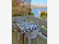 Terrace - Apartment A-6384-b - Apartments Pag (Pag) - 6384