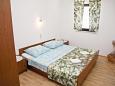 Bedroom 2 - Apartment A-6387-e - Apartments Zubovići (Pag) - 6387
