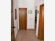 Hallway - Apartment A-6387-f - Apartments Zubovići (Pag) - 6387