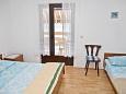 Bedroom 1 - Apartment A-6387-f - Apartments Zubovići (Pag) - 6387