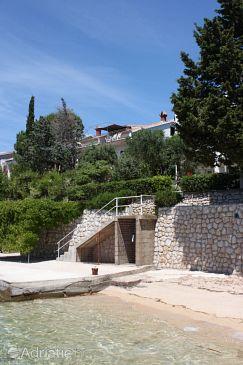 Property Stara Novalja (Pag) - Accommodation 6390 - Apartments near sea with sandy beach.