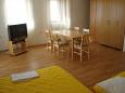 Dining room - Studio flat AS-6392-a - Apartments Kustići (Pag) - 6392
