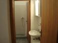 Bathroom - Studio flat AS-6392-a - Apartments Kustići (Pag) - 6392