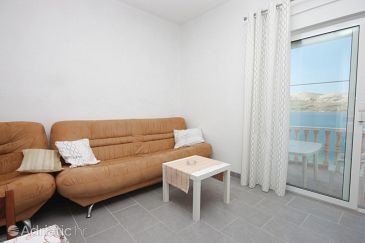Apartment A-6394-a - Apartments Zubovići (Pag) - 6394
