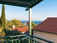 Orebić, Terrace - view u smještaju tipa apartment, dopusteni kucni ljubimci i WIFI.
