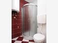 Bathroom - Apartment A-6408-a - Apartments Kustići (Pag) - 6408