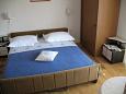 Bedroom - Studio flat AS-641-c - Apartments Orebić (Pelješac) - 641