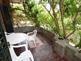 Terrace - Apartment A-6410-b - Apartments Novalja (Pag) - 6410
