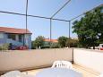 Terrace - view - Apartment A-6418-b - Apartments Mandre (Pag) - 6418