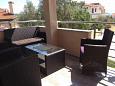 Terrace - Apartment A-6420-a - Apartments Novalja (Pag) - 6420