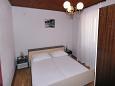 Metajna, Bedroom u smještaju tipa apartment, dopusteni kucni ljubimci.