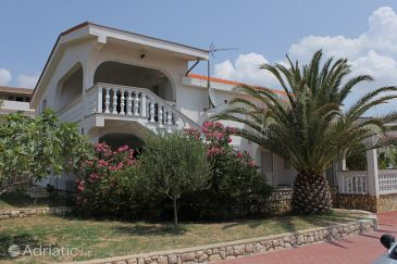 Property Povljana (Pag) - Accommodation 6435 - Apartments with sandy beach.