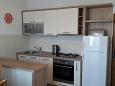 Kitchen - Apartment A-6440-b - Apartments and Rooms Seline (Paklenica) - 6440