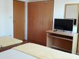 Bedroom - Apartment A-6440-c - Apartments and Rooms Seline (Paklenica) - 6440