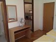 Bedroom - Studio flat AS-6440-a - Apartments and Rooms Seline (Paklenica) - 6440