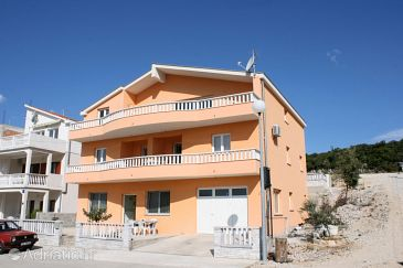 Property Sveti Petar (Biograd) - Accommodation 6443 - Apartments with pebble beach.