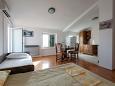Bedroom - Studio flat AS-6445-a - Apartments Turanj (Biograd) - 6445
