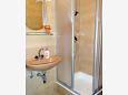 Zadar - Diklo, Bathroom 4 u smještaju tipa apartment, WIFI.