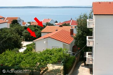 Property Mandre (Pag) - Accommodation 6454 - Apartments in Croatia.