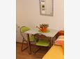 Dining room - Studio flat AS-6475-a - Apartments Pag (Pag) - 6475