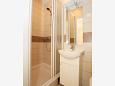 Bathroom - Studio flat AS-6475-a - Apartments Pag (Pag) - 6475