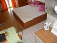 Bedroom - Studio flat AS-648-b - Apartments Orebić (Pelješac) - 648
