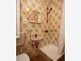 Bathroom - Room S-6481-f - Apartments and Rooms Novalja (Pag) - 6481