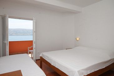 Room S-6487-k - Rooms Metajna (Pag) - 6487