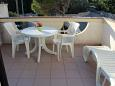 Terrace - Apartment A-6508-b - Apartments Novalja (Pag) - 6508