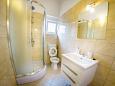 Bathroom - Apartment A-6516-c - Apartments Mandre (Pag) - 6516