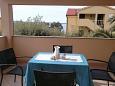 Terrace - Apartment A-6516-d - Apartments Mandre (Pag) - 6516