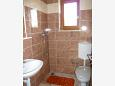 Bathroom 2 - Apartment A-6518-d - Apartments Mandre (Pag) - 6518