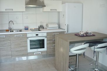 Studio flat AS-652-a - Apartments Pisak (Omiš) - 652