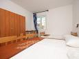 Bedroom 2 - Apartment A-6520-b - Apartments and Rooms Zubovići (Pag) - 6520