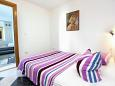 Bedroom 2 - Apartment A-653-c - Apartments Marušići (Omiš) - 653