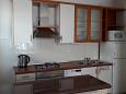 Kitchen - Apartment A-6544-a - Apartments Seline (Paklenica) - 6544