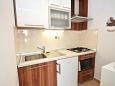 Kitchen - Studio flat AS-6544-a - Apartments Seline (Paklenica) - 6544