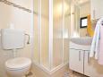 Bathroom - Studio flat AS-6544-a - Apartments Seline (Paklenica) - 6544