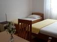 Bedroom - Studio flat AS-6544-a - Apartments Seline (Paklenica) - 6544