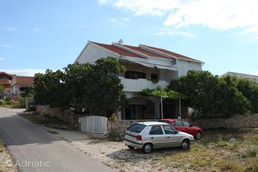 Property Maslenica (Novigrad) - Accommodation 6548 - Apartments with pebble beach.