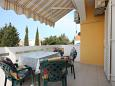 Terrace - Apartment A-6550-c - Apartments Novalja (Pag) - 6550