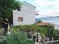 Property Mimice (Omiš) - Accommodation 656 - Apartments near sea with pebble beach.