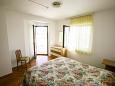 Nin, Bedroom u smještaju tipa apartment, WIFI.