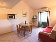 Jedáleň - Apartmán A-6560-c - Ubytovanie Nin (Zadar) - 6560