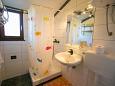 Kúpeľňa - Apartmán A-6560-c - Ubytovanie Nin (Zadar) - 6560