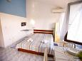 Bedroom - Studio flat AS-6560-a - Apartments Nin (Zadar) - 6560